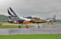 10-0053 @ EGVA - Wet RIAT practice - by John Coates