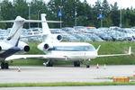 CS-DSB @ EGGW - Netjets Transportes Aereos - by Chris Hall