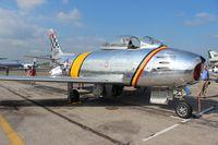 N188RL @ YIP - F-86 Sabre Smokey at Thunder Over Michigan