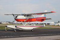 N206KW @ LAL - Cessna U206 of Key West Sea Planes