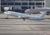 N238AG @ MIA - Sky King 737-400