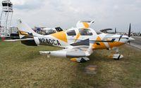 N240CA @ LAL - Cessna LC41