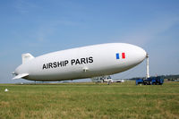 D-LZZF @ LFPT - AIRSHIP PARIS 2014 Fly over the North of Paris - by Thierry DETABLE