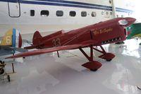 N255Y @ FA08 - Brown Racer replica