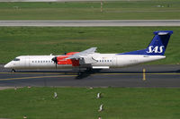 LN-RDH @ EDDL - Dash 8 SAS Commuter - by Triple777