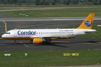 D-AICL @ EDDL - Airbus 320 Condor - by Triple777