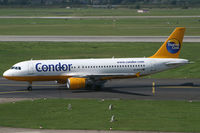 D-AICJ @ EDDL - Airbus 320 Condor - by Triple777