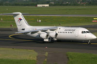 D-AHOI @ EDDL - BAe146 Eurowings - by Triple777