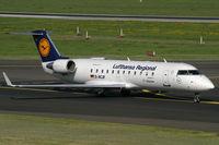 D-ACJF @ EDDL - Canadair CL-600 Lufthansa Regional - by Triple777