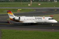 OE-LCK @ EDDL - Canadair RJ-200LR Tyrolean Airways - by Triple777