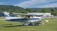 N7161G - N7161G as seen at the 2014 Sentimental Journey Fly-In at Lock Haven, PA. - by Richard Thomas Bower