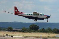 C-FBOA @ LFSD - Landing - by Thierry BEYL