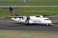 D-ANFJ @ EDDL - ATR72 Lufthansa Regional - by Triple777