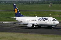 D-ABXS @ EDDL - Boeing 737-300 Lufthansa - by Triple777