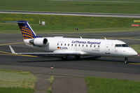 D-ACRL @ EDDL - Canadair RJ-200ER Lufthansa Regional - by Triple777