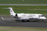 D-ACRF @ EDDL - Canadair RJ-200ER Eurowings - by Triple777