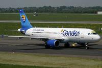 D-AICM @ EDDL - Airbus 320 Condor - by Triple777