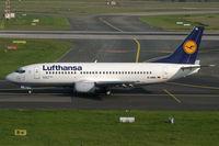 D-ABEL @ EDDL - Boeing 737-300 Lufthansa - by Triple777