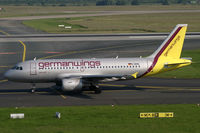 D-AKNL @ EDDL - Airbus 319 germanwings - by Triple777