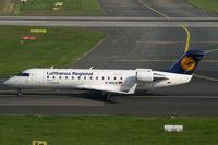D-ACLR @ EDDL - Canadair CL-600 Lufthansa Regional - by Triple777