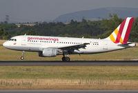 D-AKNG @ LOWW - Germanwings A319 - by Thomas Ranner