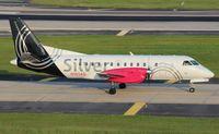 N303AG @ TPA - Silver Airways Saab 340