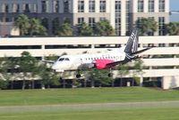 N304AG @ TPA - Silver Airways Saab 340