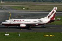 D-ABAB @ EDDL - Boeing 737-700 Air Berlin - by Triple777