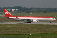 D-AERK @ EDDL - Airbus 330 LTU - by Triple777