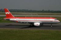 D-ALTF @ EDDL - Airbus 320 LTU - by Triple777