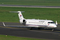 D-ACRC @ EDDL - Canadair RJ-200ER Eurowings - by Triple777
