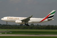 A6-EAG @ EDDL - Airbus 330 Emirates - by Triple777