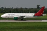 LZ-BHD @ EDDL - Airbus 320 Balkan Holidays - by Triple777