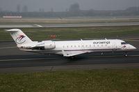 D-ACRD @ EDDL - Canadair RJ-200ER Eurowings - by Triple777