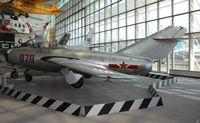 079 @ KBFI - MiG-15bis - by Mark Pasqualino