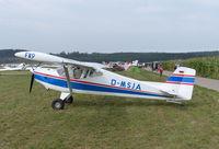 D-MSJA @ EDMT - D-MSJA at Tannheim 24.8.13 - by GTF4J2M