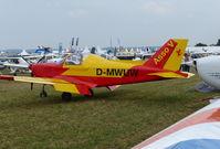 D-MWUW @ EDMT - D-MWUW at Tannheim 24.8.13 - by GTF4J2M