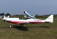 D-MXXT @ EDMT - D-MXXT at Tannheim 24.8.13 - by GTF4J2M