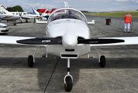 D-MFTC @ EDRB - at aero expo - by Volker Hilpert