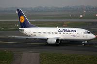 D-ABJC @ EDDL - Boeing 737-500 Lufthansa - by Triple777
