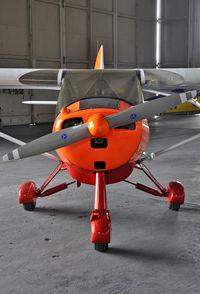 D-EMEL @ EDRB - at aero expo - by Volker Hilpert