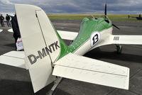 D-MNTK @ EDRB - at aero expo - by Volker Hilpert