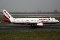 D-ABDM @ EDDL - Airbus 320 Air Berlin - by Triple777