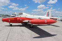 N313A @ LAL - BAC 84 Jet Provost T.5A