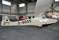D-9055 @ EDRB - at aero expo - by Volker Hilpert