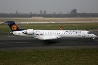 D-ACPH @ EDDL - Canadair RJ-700 Lufthansa Regional - by Triple777