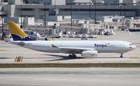N331QT @ MIA - Tampa Cargo A330-200F