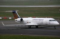 D-ACRE @ EDDL - Canadair RJ-200ER Lufthansa Regional - by Triple777