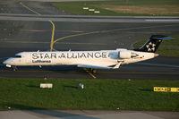 D-ACPS @ EDDL - Canadair RJ-700 Lufthansa Regional