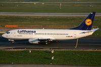 D-ABEN @ EDDL - Boeing 737-300 Lufthansa - by Triple777